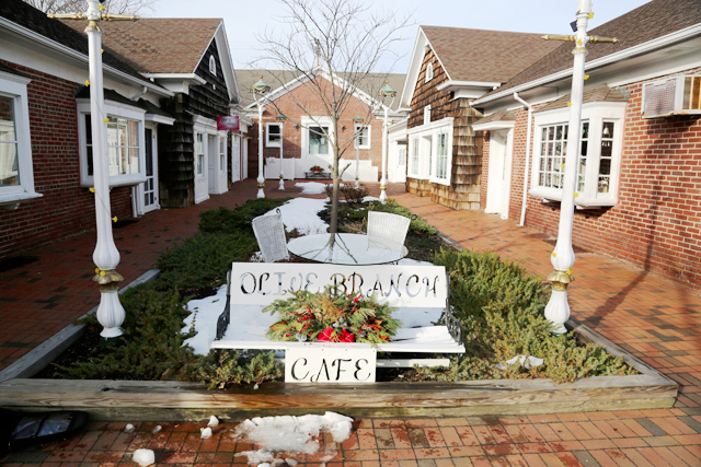The Olive Branch Cafe in Greenport