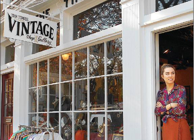 The Times Vintage in Greenport will host 'Solstice' tonight. (Credit: Cyndi Murray file)
