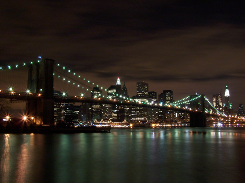The Brooklyn Bridge. (Credit: freeimages.com)