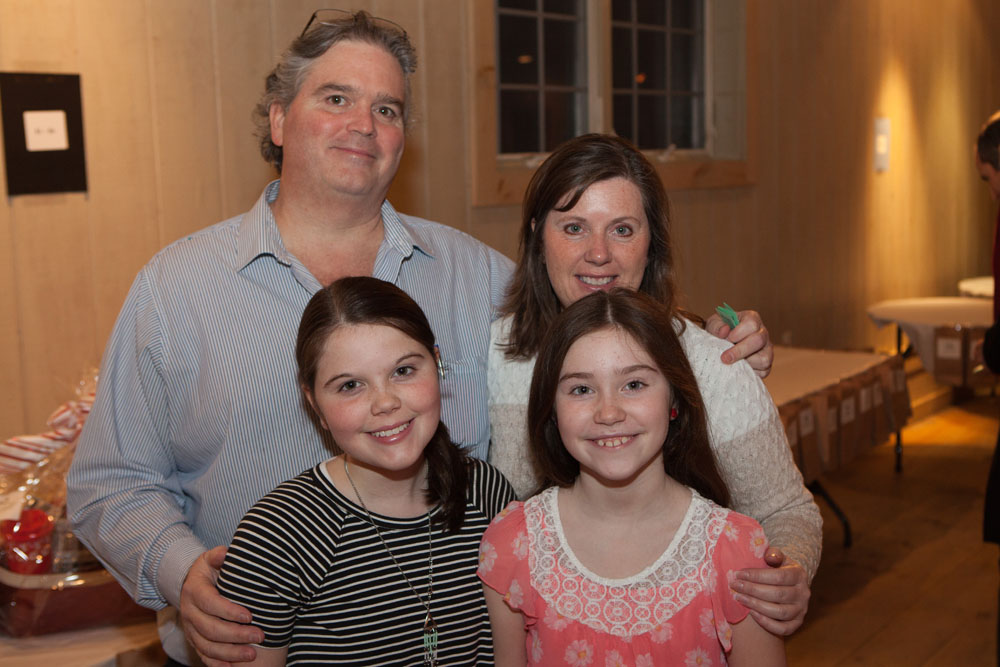 The Terry family of Riverhead.