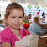 Lucinda Silva, 3, of Ridge. (Credit: Katharine Schroeder)