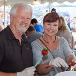 Barry and Karen Murphy of Mattituck. (Credit: Katharine Schroeder)