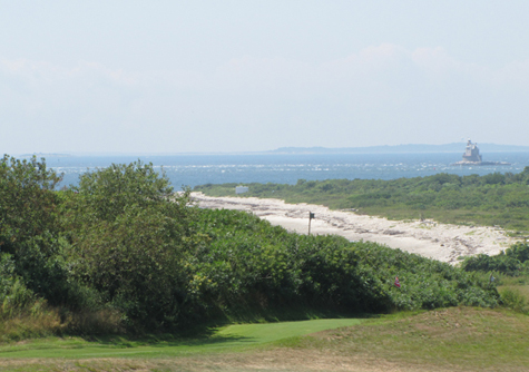 BETH YOUNG FILE PHOTO | A view from Fishers Island.