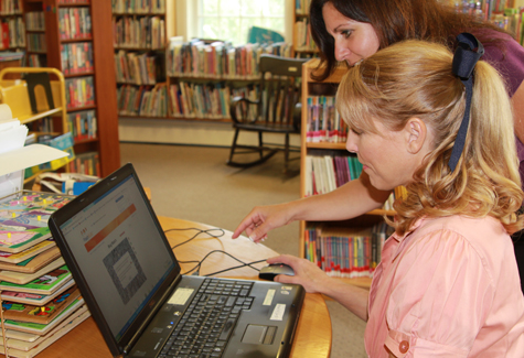 Local libraries assist students on 'Homework Help Day'
