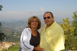Joseph and Jeannette Latini (Credit: Courtesy)