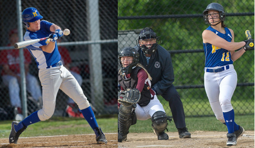 Mattituck softball, baseball teams travel to Center Moriches
