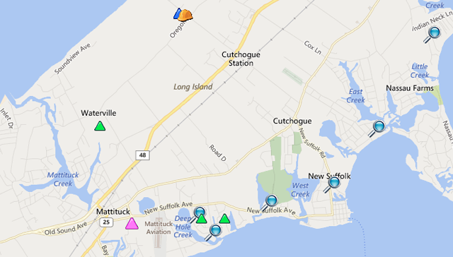 Update: About 10 power outages reported in Southold Town - Suffolk ...
