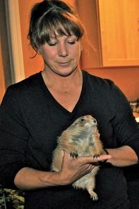 Donna Jester, Tyler's Automotive, Prairie Dogs