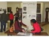 Black History Month exhibit