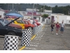 100 foot Drag Racing at Riverhead Raceway