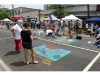East End Arts Street Painting Festival