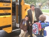 First Day of School at Roanoke Avenue