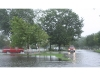 Hurricane Irene strikes Riverhead Town