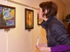 Calverton artist's work at Riverhead Free Library