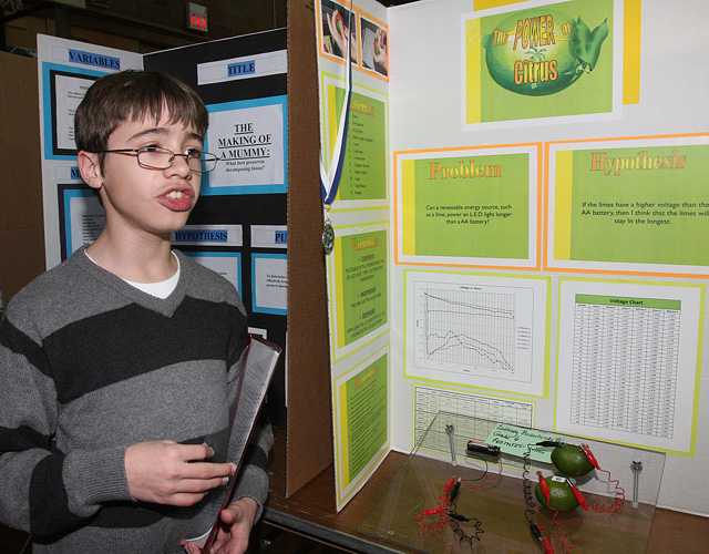 battery science project A tingly science project from science buddies we use cookies to provide you with a better onsite experience generate electricity with a lemon battery.