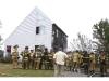 Blaze rips through Old Farm Road home