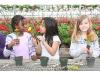 Aquebogue second-graders visit greenhouse