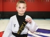 The youngest black belt around