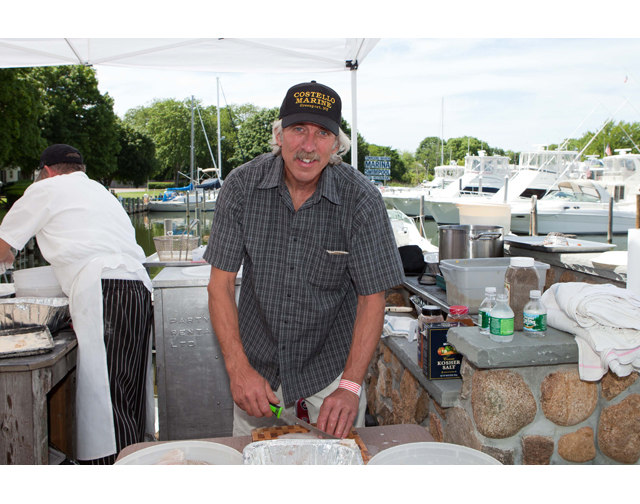 Burton potter american legion post 185 suffolk times for Fred s fish fry