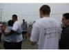 Marine run fundraiser