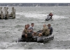 Pararescue jumper rodeo in Peconic Bay