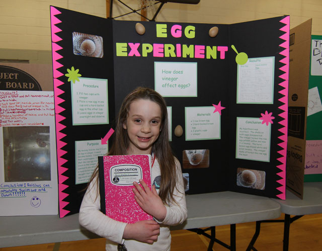 egg science fair projects